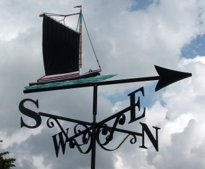 Wherry, Painted Black sails