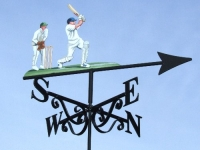 Cricket - Another Boundary, painted