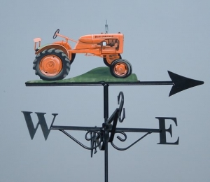 allis chalmers b series painted